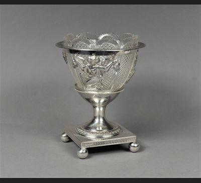 Malcz Karol Filip / Warszawa, srebro 12 łut ok. 1840 roku