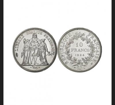 1000 gram ! Srebro inwestycyjne, 40 szt. monet / próba 0.900