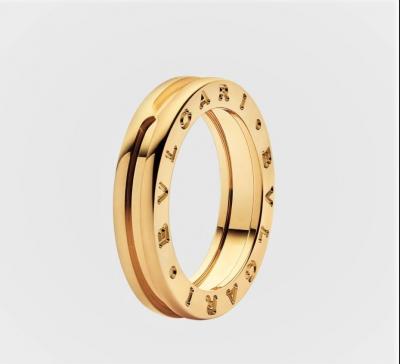 BVLGARI B zero1, obrączka złoto 750. Super Cena !!!