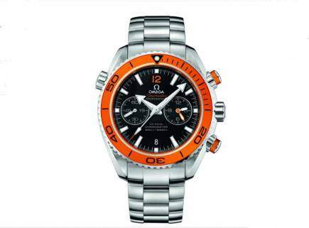 Omega Seamaster Planet Ocean 600 M 9300 Co-Axial